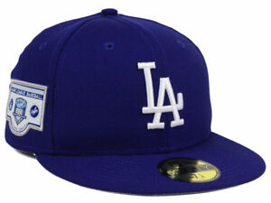 various colors f6f1e 5e13c Image is loading Los-Angeles-Dodgers-New-Era-MLB-50th-Anniversary-