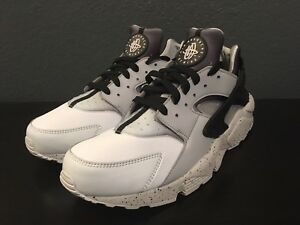 clearance prices fashion style look good shoes sale Details about RARE Nike Air Huarache PRM Sz 12 704830-011 Pure  Platinum/Wolf Grey