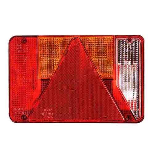 Rückleuchten Heckleuchten Rücklicht 218 x 140 mm für Anhänger oder Heckträger