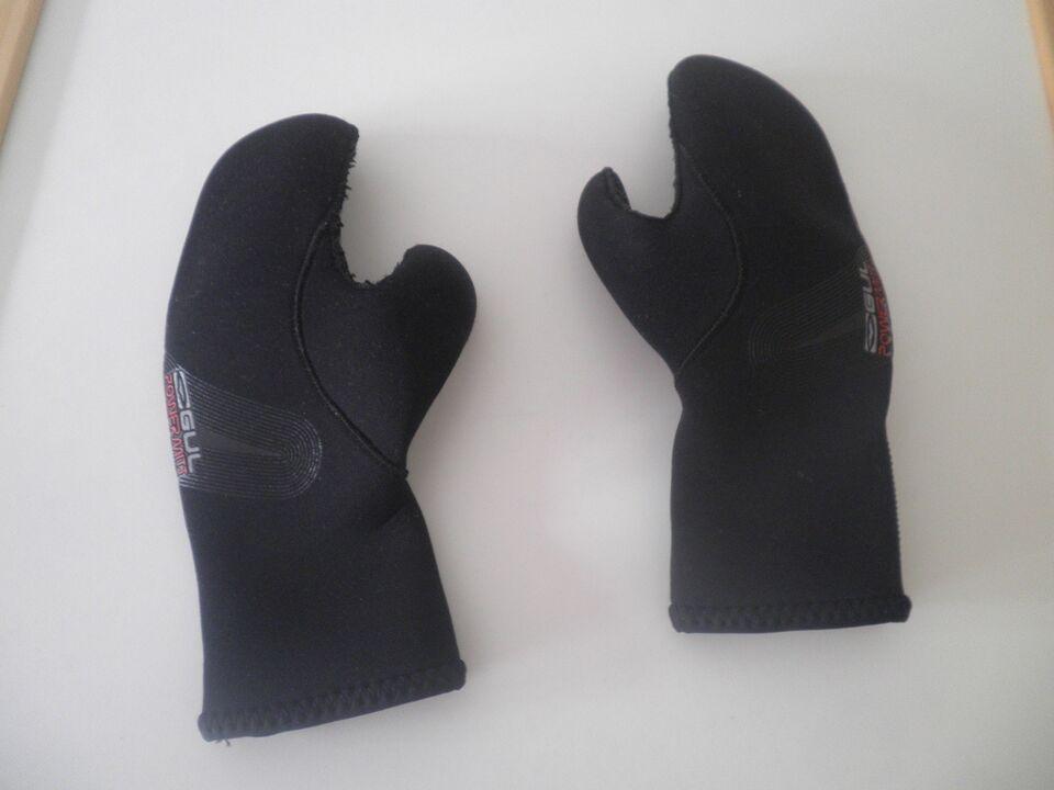 Handsker, Gul Luffer, str. S