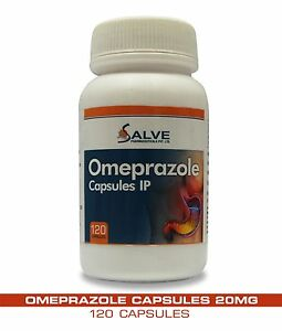 Omeprazole capsules what are they for