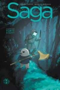 Saga-48-Image-comics-STAPLES-BRIAN-K-VAUGHAN-COVER-A-1ST-PRINT