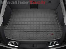 WeatherTech Cargo Liner Trunk Mat - Cadillac SRX - 2010-2016 - Black