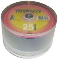100-pak 3-inch 8cm 1x-4x =mini Cd-rw= For Sony Mavica Cameras By Khypermedia