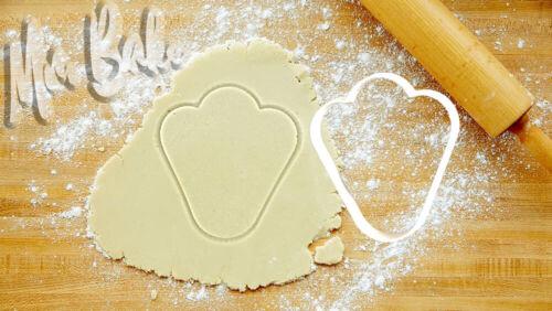 RABBIT FOOT Cookie Cutter Gâteau Décoration Pâtisserie Pâte Biscuit