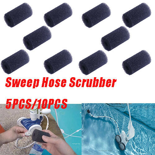 For Polaris Pool Cleaner Parts Sweep Hose Tail Scrubbers Replacement 280 360 380