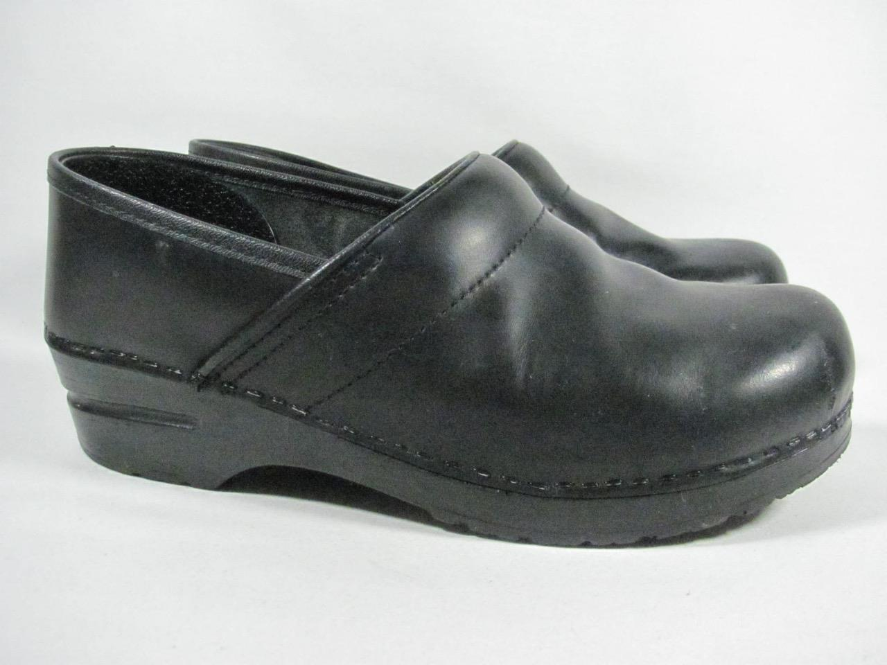 9be37bd0b97d3 Professional Clog Women size US 10.5-11 Black 41 Dansko nsmxgg4394 ...