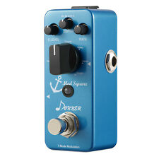 Donner Guitar Modulation Effect Pedal Digital Mod Square 7 Mode Local Shipping