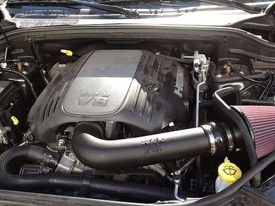 K N Cold Air Intake Fits 2011 2020 Grand Cherokee Dodge Durango 5 7 345 Hemi Ebay