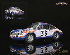 PORSCHE 911s haberthur dico le Mans 1971 Waldegaard/cheneviere, Minichamps 1:18