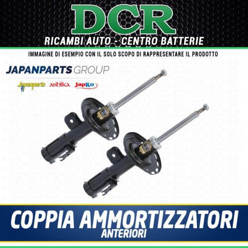 Coppia Ammortizzatori anteriori Dx Sx JAPANPARTS MM-00162 MM-00161 FIAT