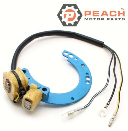Peach Motor Parts PM-86617A20 Stator Replaces Mercury Marine® 86617A20 86617A13