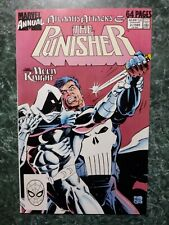 Punisher Annual #2 FN 1989 Stock Image