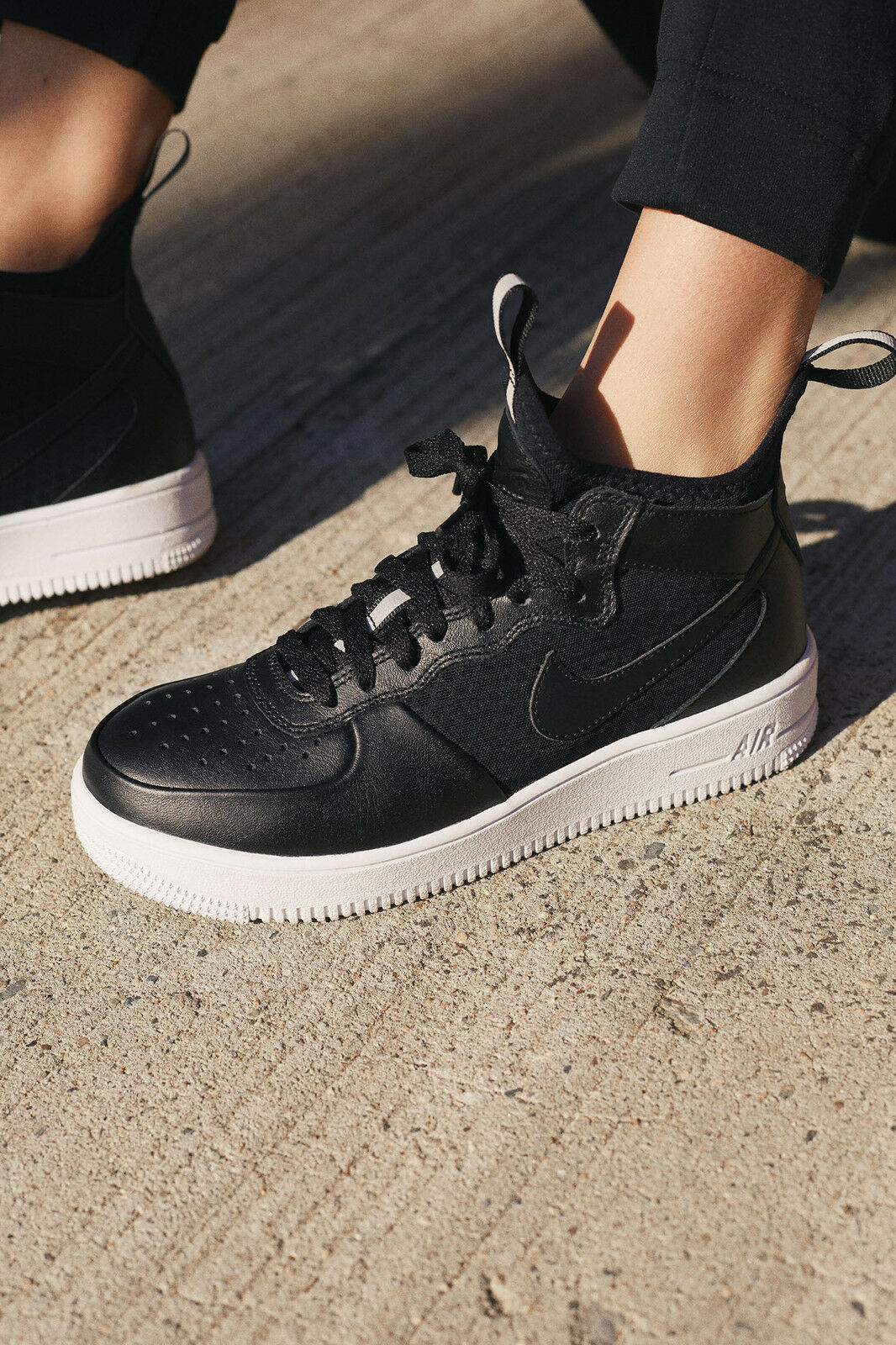 bba6969033c7b ... NIKE AIR FORCE 1 ULTRA MID Women s Shoe - - - Size 12 (864025- ...