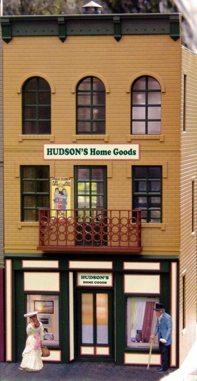 muchas sorpresas Piko Hudson's Home Goods Store Escala G G G Kit de construcción 62267 Nuevo En Caja  entrega gratis