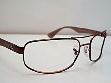 6259bc5263 Authentic Ray-Ban RB 3445 012 13 Copper Brown Fade Steel Sunglasses Frame   208