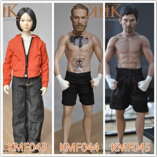 KUMIK 1//6 Scale Box Set Action Figure KMF043//044//045