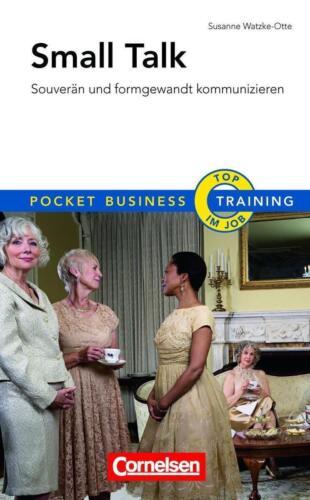 1 von 1 - Pocket Business - Training Small Talk von Susanne Watzke-Otte (2010,...