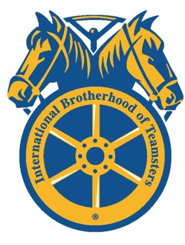 Decal R664 YOU CHOOSE SIZE Teamsters Sticker
