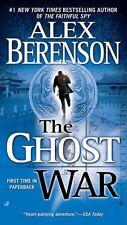 A John Wells Novel: The Ghost War by Alex Berenson (2009, Paperback)