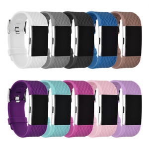Replacement Fitbit Charge 2 Watch Band 10 Pieces