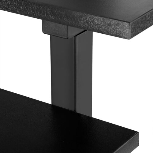 Adjustable Height Computer Desk Cart Laptop Table Stand Desk Student Home Office