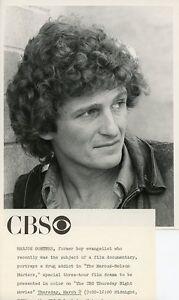 Details About Marjoe Gortner Portrait The Marcus Nelson S Original 1973 Cbs Tv Photo
