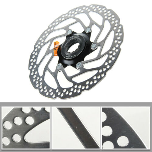 STEEL MTB MOUNTAIN BICYCLE CENTER LOCK BRAKE ROTOR DISC BIKE ACCESSORIES STRICT
