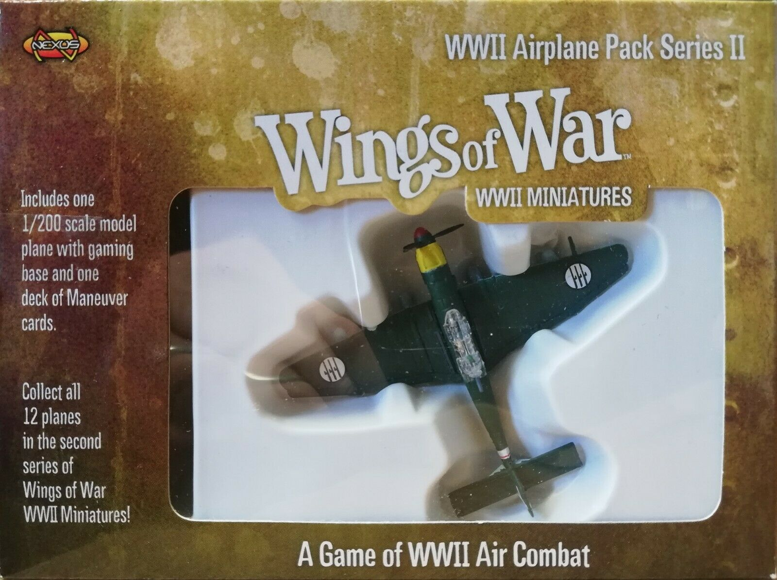 Wings of War  WWII Airplane series II - Junkers JU.87R-2 Stuka (Sugaroni) -1 200