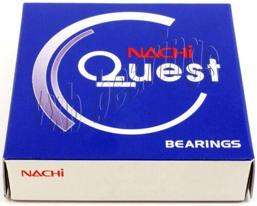 6209 C3 RX275M Nachi Bearing Open C3 Japan 45x85x19 Ball Bearings 14489