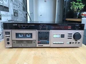 HITACHI-LO-D-D2200MB-3-HEAD-ULTRA-RARE-AUDIOPHILE-Cassette-Deck-TOP-CONDITION