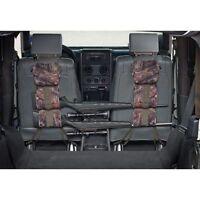 Mossy Oak Camo Seat Back Rifle Gun Rack Pick Up Truck SUV AR-15 Organizer Sling