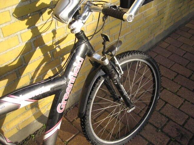 Citybike, Greenfield innovation, 24 gear
