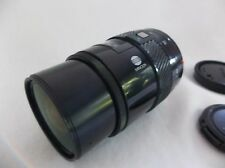 Minolta Maxxum AF 28-85 Zoom Lens 3.5 (22) 4.5 with lens caps