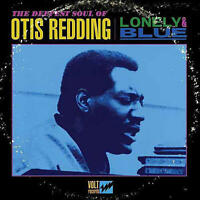 Otis Redding - Lonely & Blue: The Deepest Soul Of Otis Redding Lp Blue Vinyl