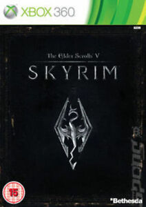 The-Elder-Scrolls-V-Skyrim-Xbox-360-MINT-Quick-Dispatch-Fast-Delivery