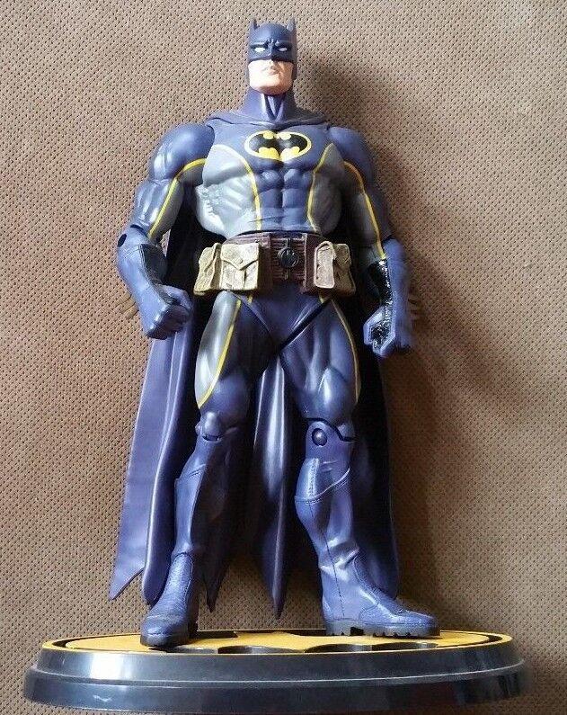 """DC Super Heroes Select Sculpt Series Batman 2006 Figure 12"""" 12"""" 12"""" 4d00a4"""