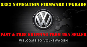 vw rns 510 usa 5382 navigation firmware update get reboot loop fixed fast ebay. Black Bedroom Furniture Sets. Home Design Ideas