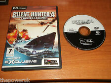 SILENT HUNTER 4 Lupi del Pacifico. PC-DVD Post veloce