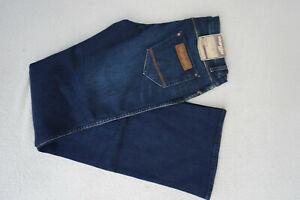 WRANGLER-Betty-Jeans-regular-waist-bootcut-stretch-Hose-W28-L34-darkblue-NEU-3