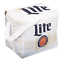Soft-Sided 12 pack Cooler *NEW in BAG* Miller Lite Beer Cooler