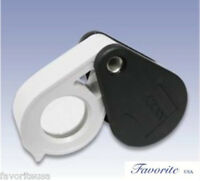 Zeiss 10x Triplet Aplanatic Jeweler Loupe Magnifier