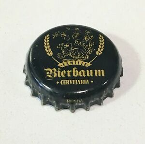 Brazil 2 bier Kronkorken aus Brasilien  #66 2 beer caps Heineken Twist