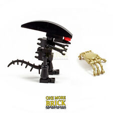 Alien Xenomorph and Facehugger | All parts LEGO