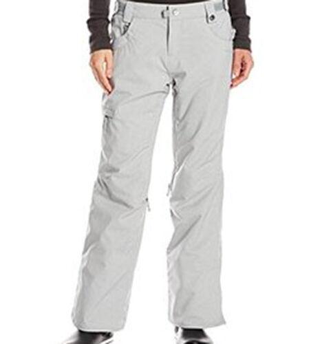 686 Patron Snowboard Pant (M) Light Grey Texture