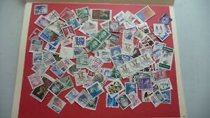 1715-lot-100-timbres-seconds-USA