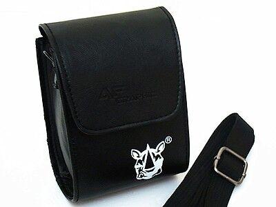 AF5a AF GRAPHIC Leather Case Bag for Polaroid Z2300 Instant Print Digital Camera