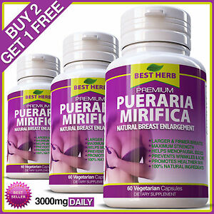 PUERARIA-MIRIFICA-3000-EXTREME-CAPSULES-NATURAL-FIRMING-BUST-BREAST-ENLARGEMENT
