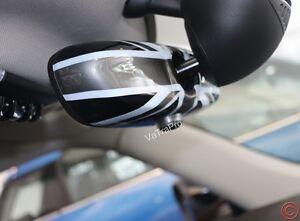 Mini interior mirror cover