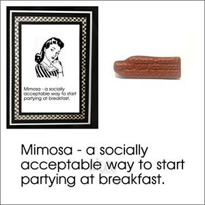 Image Is Loading Mimosa RWD 357 Rubber Cling Stamp Riley And
